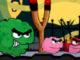 Angry Birds Cadılar Bayramı