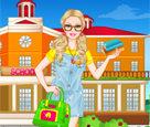 Barbie Çalışkan Öğrenci