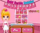 Bebek Barbie Oyuncak Evi