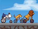 Bisikletçi Hayvanlar