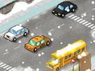 kış trafiği