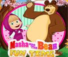 Masha ve Koca Ayı ile Eğlence