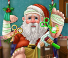 Noel Baba Hastanede