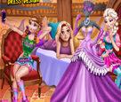 Prenseslerin Elbise Tasarımı