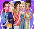 Prenseslerin Tulum Modası