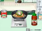 Sara'nın Pizza Burgeri