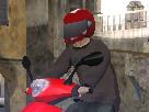 Şehir İçi Motor Macerası 3d