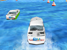 Yarış Teknesi 3d